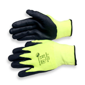 Dromex Yellow Miizu Flexi Glove