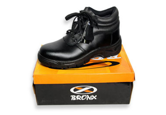 Bronx Ignite Safety Boots